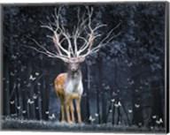 Magical Deer Fine-Art Print