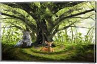 Peaceful Life Fine-Art Print