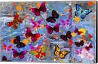 Butterflies Season Fine-Art Print