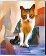 Cat 1A Fine-Art Print