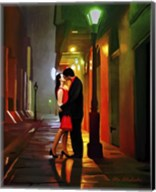 Kissing Goodnight Fine-Art Print