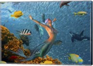 Mermaid Time Fine-Art Print