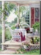 Afternoon on the Veranda Fine-Art Print