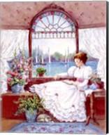 Lady in the Window Fine-Art Print