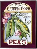 Large Peas Fine-Art Print