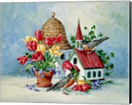 A Robin's Home Fine-Art Print
