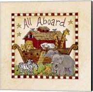 All Aboard Fine-Art Print