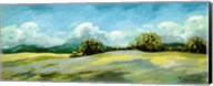 Lush Green Landscape Fine-Art Print