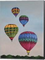 Balloons at Dawn Fine-Art Print