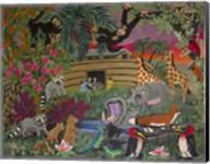 Noah's Ark - Panel 1 Fine-Art Print