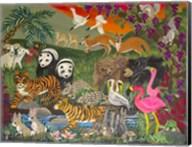 Noah's Ark - Panel 3 Fine-Art Print
