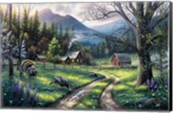Bear Creek Ranch Fine-Art Print