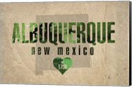 Albuquerque Fine-Art Print