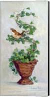 Ivy Topiary III Fine-Art Print