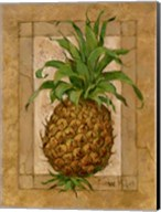 Pineapple Pizzazz I Fine-Art Print