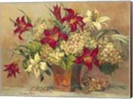 Autumn Lilies Fine-Art Print