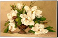 Southern Magnolias Fine-Art Print