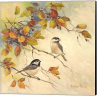 Birds of Autumn II Fine-Art Print