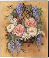Hummingbird Floral Fine-Art Print