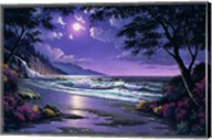 Beach at Night Fine-Art Print