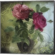 Tea and Roses II Fine-Art Print