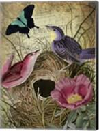 Petals and Wings IV Fine-Art Print