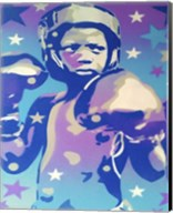 Boxer Star 2 Fine-Art Print