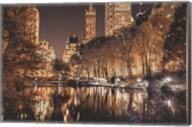 Central Park Glow Fine-Art Print