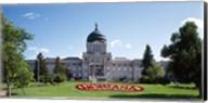 Montana State Capitol, Helena, Montana Fine-Art Print
