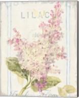 Floursack Florals V Fine-Art Print