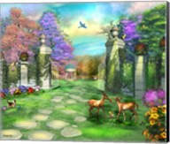 Gate of Tranquility Fine-Art Print