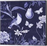 Botanical Blue V Fine-Art Print