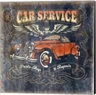 Car Service Fine-Art Print