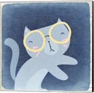 Quirky Cats 1 Fine-Art Print