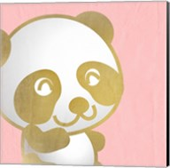 Pink Panda 1 Fine-Art Print
