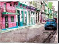 Road To Havana Fine-Art Print