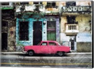Parked In Havan Fine-Art Print