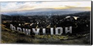Hollywood View Fine-Art Print