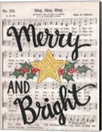 Merry & Bright Fine-Art Print
