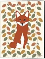 Woodland Leaves 1 Fine-Art Print