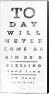 Eye Chart I Fine-Art Print