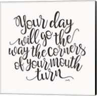Your Day Will Go Fine-Art Print