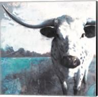 Cow Close Up Fine-Art Print