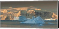 Iceberg, Antarctica Fine-Art Print