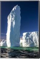 Ice Monolith, Antarctica Fine-Art Print