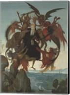 The Torment of Saint Anthony Fine-Art Print
