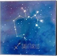 Star Sign Sagitarius Fine-Art Print