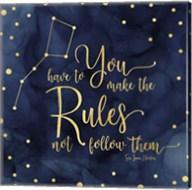 Oh My Stars I Rules Fine-Art Print
