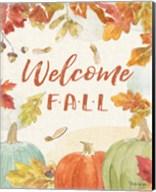 Falling for Fall VI Fine-Art Print