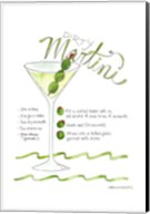 Dirty Martini Fine-Art Print